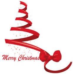 christmas ribbons stock vectors