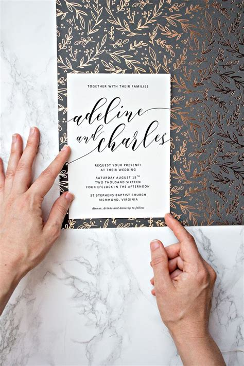 to spruce up your printable wedding invitations we