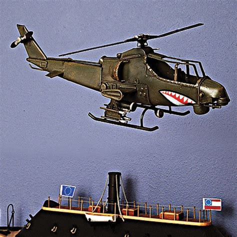 1960 Bell Ah-1g Cobra Attack Helicopter
