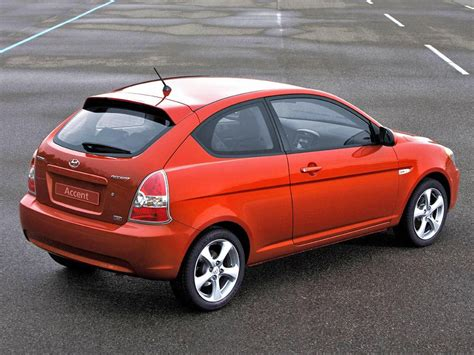 2007 Hyundai Accent by Car In Pictures Car Photo Gallery 187 Hyundai Accent 2007