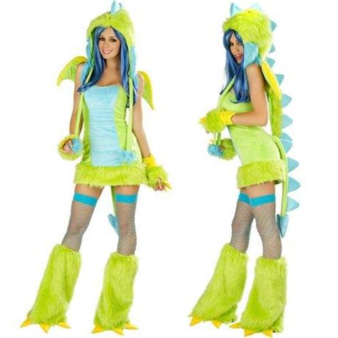 J. Valentine Puff the Dragon Outfit  from Rave Ready | J.