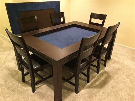 One Table For Everyday Dining And Game