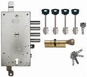 Tipi di serrature per porte blindate Paperblog