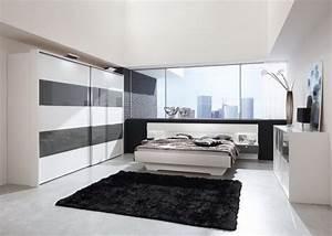 Schlafzimmer Design Grau : weisses schlafzimmer ~ Markanthonyermac.com Haus und Dekorationen