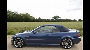 2002 Bmw M3 Convertible Smg Ii Formula One F1 Paddle