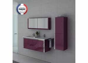 Prix Meuble Salle De Bain : meuble salle de bain ref dis025 1200au ~ Teatrodelosmanantiales.com Idées de Décoration