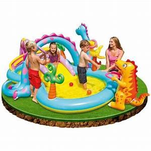 Jeux Gonflable Pour Piscine : intex piscine gonflable pour enfant aire de jeux ~ Dailycaller-alerts.com Idées de Décoration