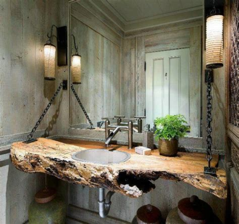 bathroom shower wall ideas 23 fantastische rustikale badezimmer design ideen
