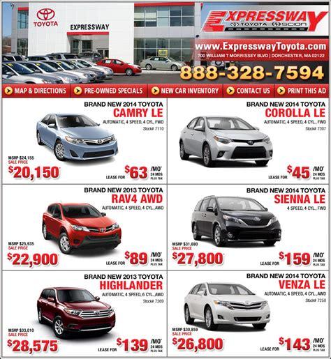 best toyota deals best 2014 toyota truck lease deals autos post