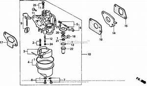 Honda Engines G100k1 Qa Engine  Jpn  Vin  G100