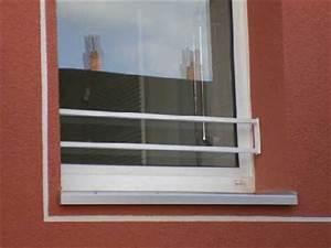 Französischer Balkon Vorschriften : funktionale absturzsicherung aus stahl feuerverzinkt und ~ Orissabook.com Haus und Dekorationen