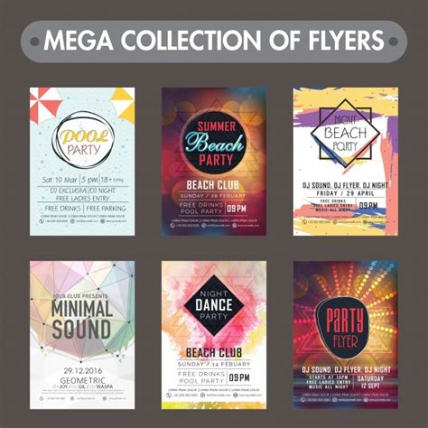 Flyer Vectors Photos And Psd Files Free Invitation Flyer Design Flyer Vectors Photos And Psd