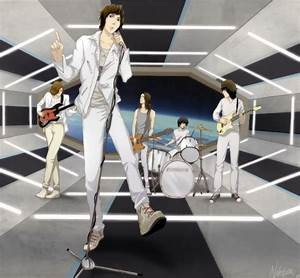 THE STROKES - U ONLY LIVE ONCE by Jennaris on DeviantArt