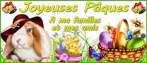 Joyeuses Paques Images : joyeuses paques a ma familles et mes amis image 7420 ~ Voncanada.com Idées de Décoration