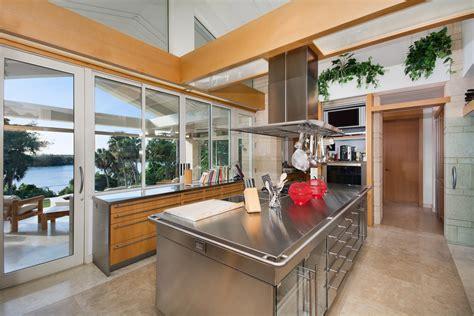 cuisine de prestige exotisme et luxe pour cette propriété de prestige située