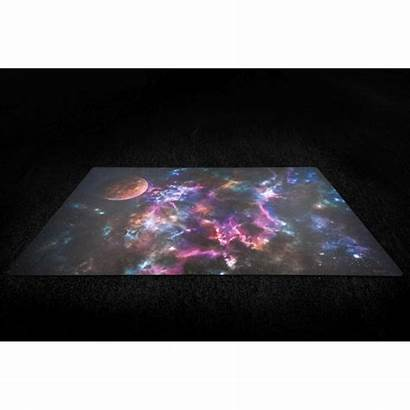 Mat Space Gaming Sector 3x3 6x4 Variante