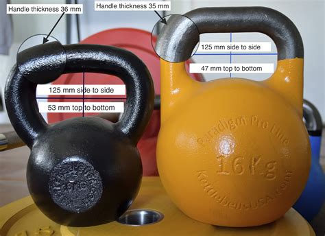 iron cast kettlebell handle kettlebells difference competition usa sizes between kettle handles visit ikff body workouts bells too