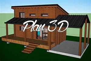 Plans 3d De Notre Maison En Ossature Bois