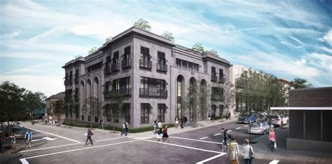 restoration hardware proposed  nw  ave images