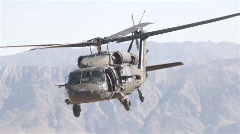 The Us Plan To Give Afghanistan A Fleet Of Black Hawks Is