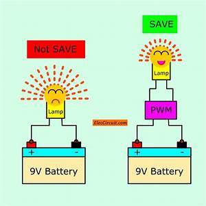 Power Battery Saver Circuit