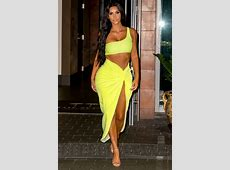 Kim Kardashian West's Neon Obsession May Just be Fashion's