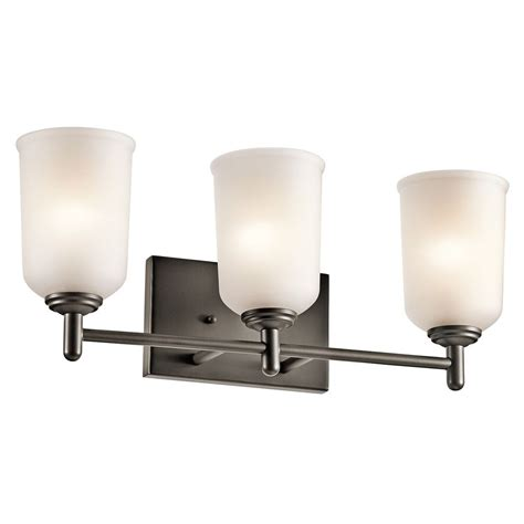 kichler lighting shailene bathroom light oz