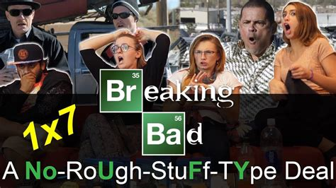 1x7 A No-rough-stuff-type Deal