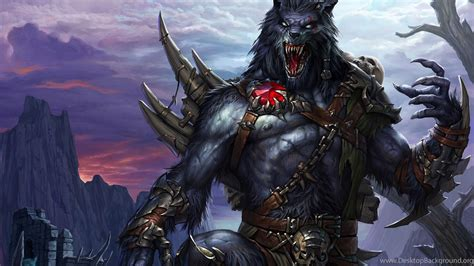 hd werewolf monster scary full hd wallpapers full size