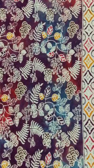batik cap colet jnj batik