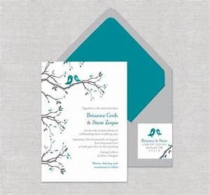Designs diy wedding invitation kits plus cheap teal weddi for Dusty blue wedding invitations uk