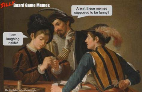 Silly Board Game Memes