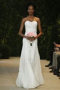 classy and chic carolina herrera spring 2014 wedding dress With carolina herrera wedding dress