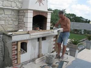 Barbecue En Dur : comment construire un bbq la r ponse est sur ~ Melissatoandfro.com Idées de Décoration