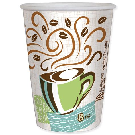 Our handy table will help you! Dixie PerfecTouch Insulated Paper Cups, Coffee Haze (Various Sizes) - Walmart.com - Walmart.com