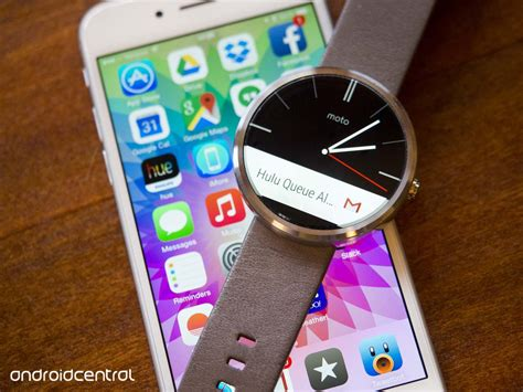 watches that work with iphone said to be to getting android wear watches to