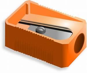 Pencil Sharpener Clip Art at Clker.com - vector clip art ...