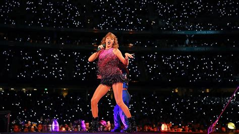 Important Information About Taylor Swift's Sydney Concert