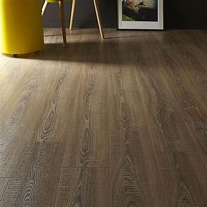 sol stratifie artens plus ep 12 mm decor chene bastide With parquet artens leroy merlin
