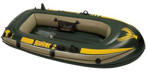 Opblaasboot Met Stuur by Intex Seahawk 2 Tweepersoons Opblaasbootshop