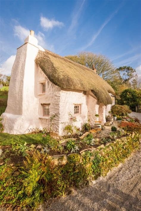 luxury cottage cornwall 330 best images about thatched cottages paintings on