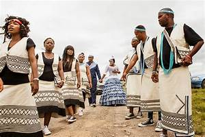 Here Are Steps To Take When Planning For A Xhosa Wedding ...