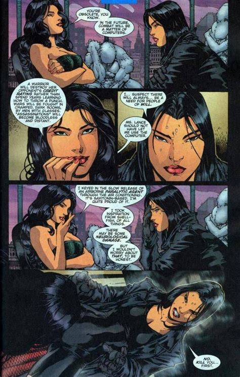 lady shiva remember cheshire defeating