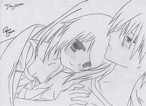 Cuddling.Couple by RoXyBeaR147 on DeviantArt