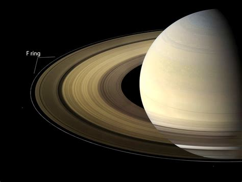 Bumper Car Moonlets Crash and Crumble in Saturn's F Ring ...