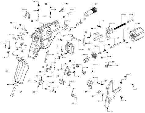 chiappa rhino template chiappa rhino revolver sketch coloring page