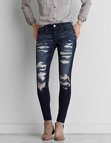Best 25+ American eagle jeans ideas on Pinterest | American eagle outfitters jeans American ...