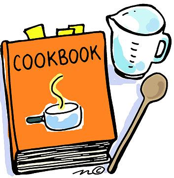 Book Clipart Resume by Cookbooks Flashdba