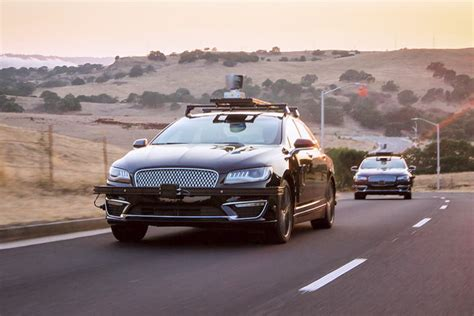 Here's Every Company Developing Self-driving Car Tech At