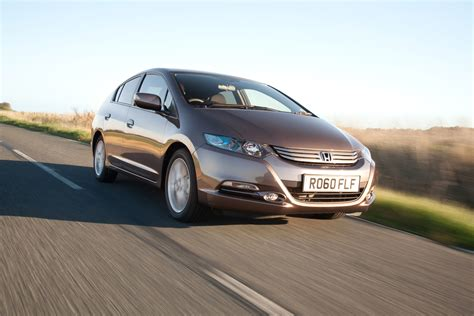 Wallpapers Honda Automobiles by 2011 Honda Insight Improved For Uk